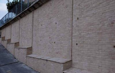 Muro pronto naturale